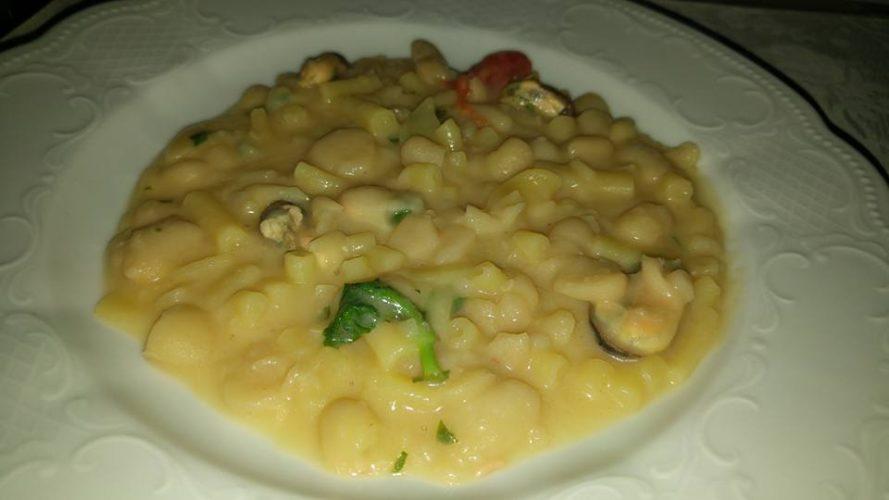 La Casina Rossa, storico ristorante di specialità marinare