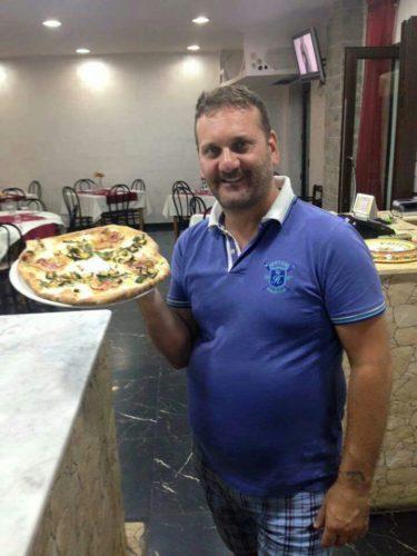 Casoria, ristorante 'Sapori di Napoli' di Alberto ed Eduardo Buonerba