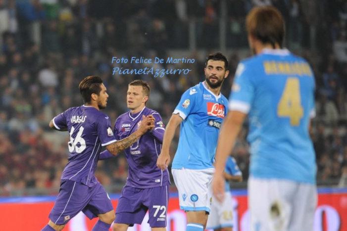 AMARCORD – Fiorentina-Napoli Striscia continua!