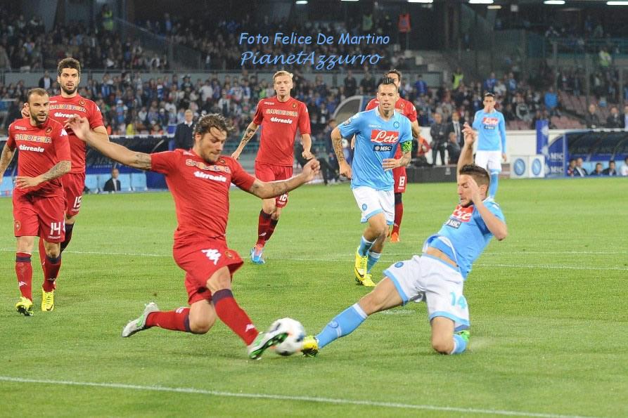 AMARCORD: Cagliari-Napoli, dammi il 5!