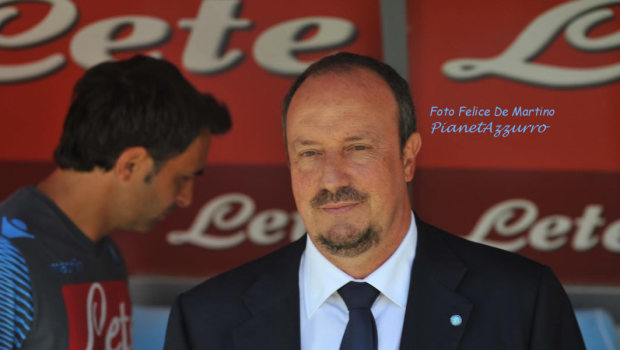 Benitez_DMF_4866 Napoli-Chievo 15-9-14 foto Felice De Martino