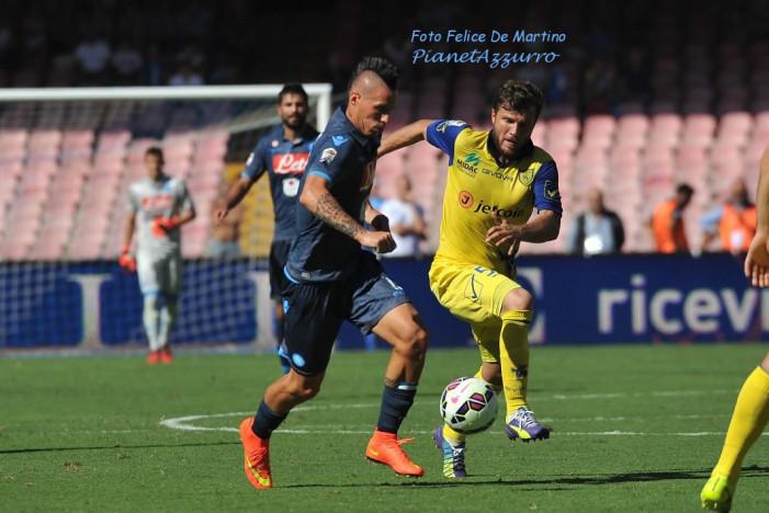 AMARCORD: Napoli-Chievo Verona, niente scherzi!