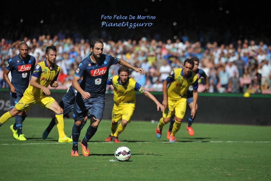 DMF_5063 Napoli-Chievo 15-9-14 foto Felice De Martino