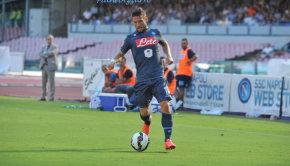 Mertens_DMF_5249 Napoli-Chievo 15-9-14 foto Felice De Martino