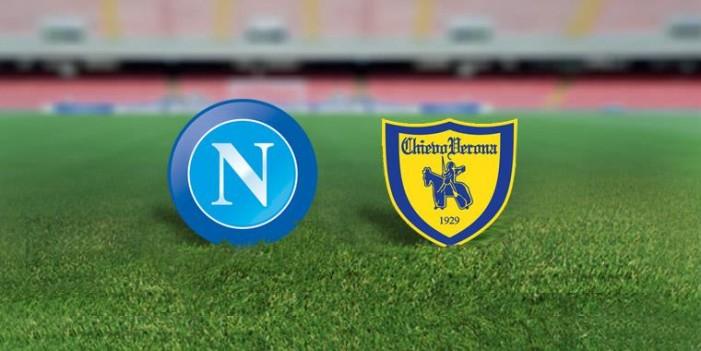 Anteprima partita Napoli vs Chievo