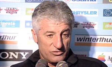 """Luciano Castellini: """"Meret? Ha delle grandi qualità"""""""