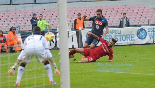 DMF_8299 Napoli-Cagliari 23/11/14 foto De Martino