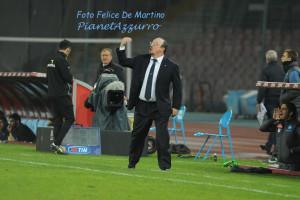 Benitez_DMF_9559 Napoli-Parma 18/12/2014 foto De Martino