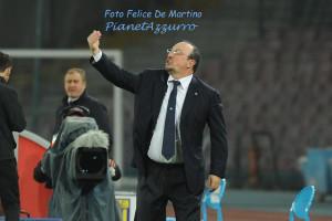Benitez_DMF_9560 Napoli-Parma 18/12/2014 foto De Martino