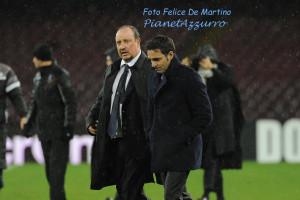 Benitez-Pecchia_DMF_9369 Napoli-Udinese 22/1/2015 foto De Martino
