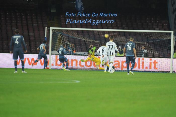 Calcio Napoli, con l'Udinese Milik guida il turnover azzurro