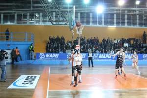 Macaulay Dike Basket
