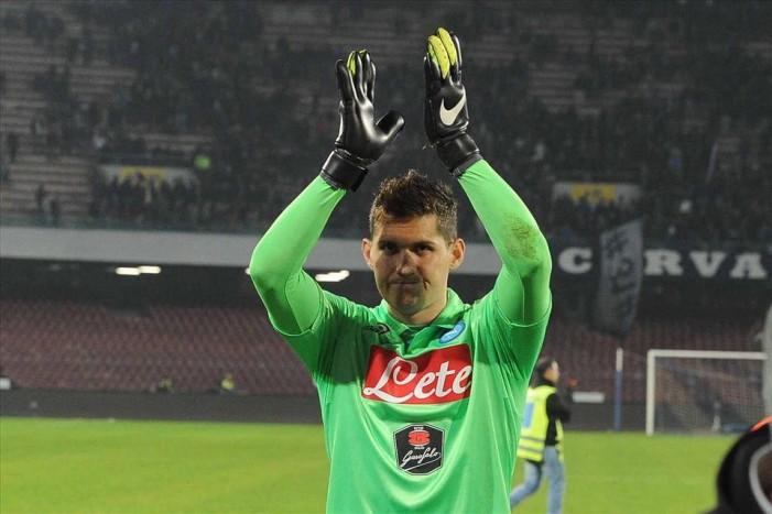 """Rafael: """"È stato un piacere giocare nel Napoli, vado via soddisfatto e gioioso"""""""