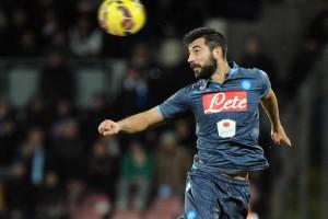Coppa Italia- Napoli-Inter  Albiol