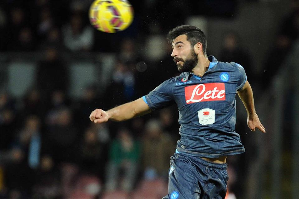 Coppa Italia- Napoli-Inter Albiol