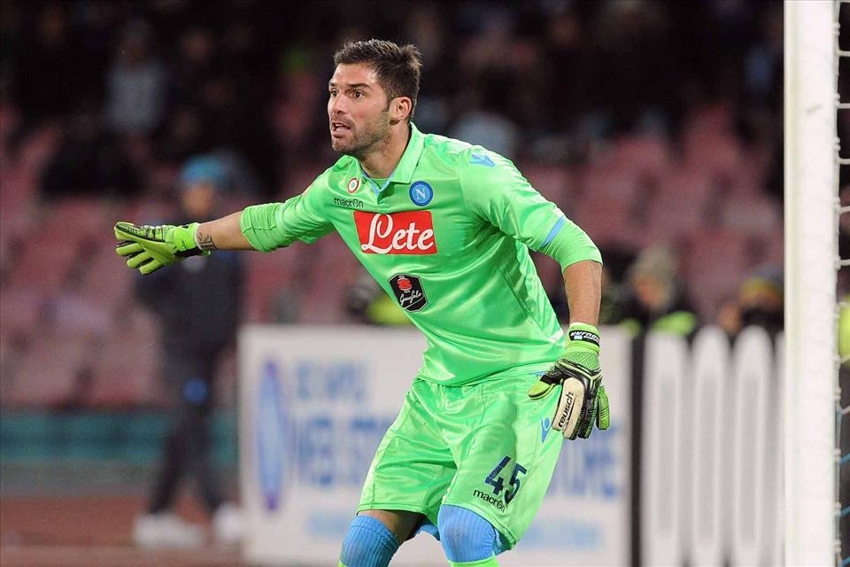 Coppa Italia- Napoli-Inter Andujar 2