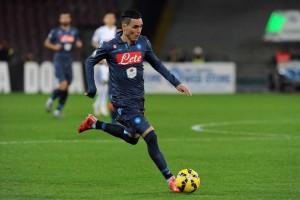 Coppa Italia- Napoli-Inter Callejon
