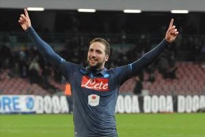 Coppa Italia- Napoli-Inter Higuain 2