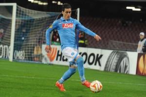 Napoli-Trabzonspor Callejon