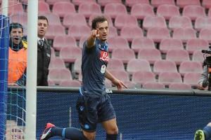 Napoli-Udinese Gabbiadini gol