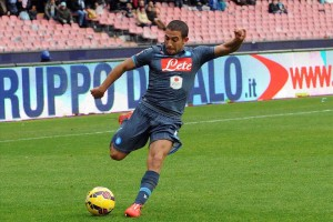 Napoli-Udinese Gargano