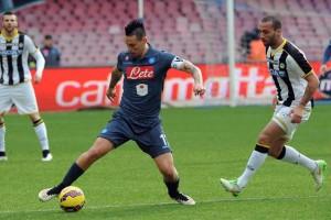 Napoli-Udinese Hamsik