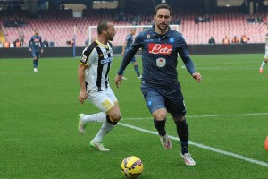 Napoli-Udinese Higuain