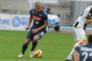Napoli-Udinese Inler