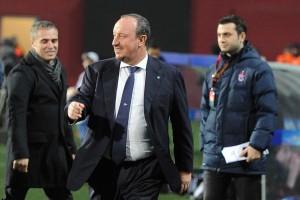 Trabzonspor-Napoli Benitez