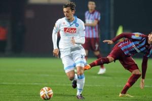 Trabzonspor-Napoli Gabbiadini 2