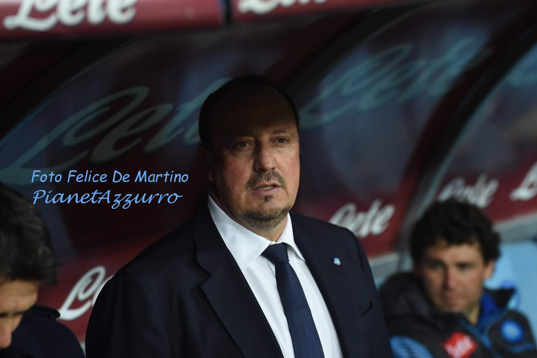 Benitez_DMF_4306 Napoli-Inter 8/1/2015 foto De Martino