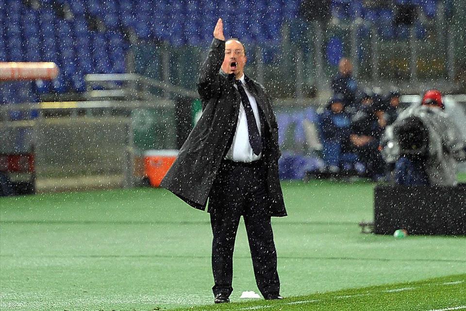Coppa Italia Lazio-Napoli Benitez 2