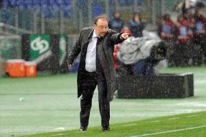 Coppa Italia Lazio-Napoli Benitez 3