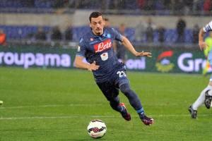 Coppa Italia Lazio-Napoli Gabbiadini 3