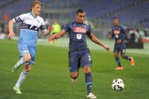 Coppa Italia Lazio-Napoli Ghoulam