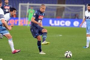 Coppa Italia Lazio-Napoli Inler