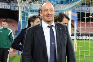 Napoli-Dinamo Mosca Benitez