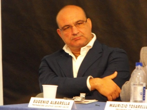 """Albarella: """"Il Napoli corre meglio delle altre, fa meno fatica perché ha meno campo da coprire"""""""