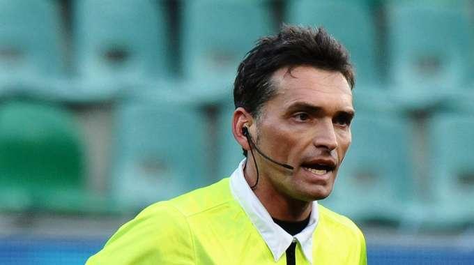 Il Fischietto del derby Napoli vs Benevento