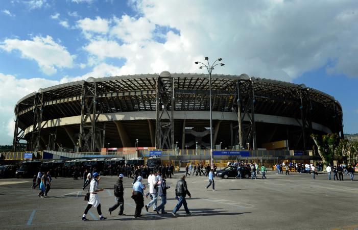 Napoli-Shakhtar: pochi spettatori assisteranno al match. Ad incidere negativamente è il costo dei biglietti