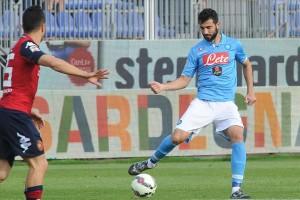 Cagliari-Napoli Albiol