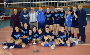 Campionesse Regionali Under 14 femminile