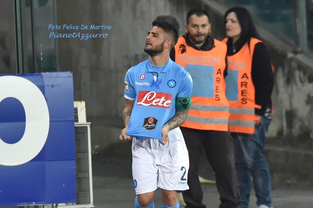 Insigne_DMF_5053 Napoli-Sampdoria 27/4/2015 foto De Martino