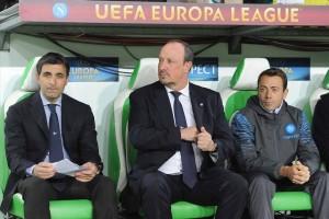 Wolfsburg-Napoli Benitez 2