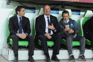 Wolfsburg-Napoli Benitez