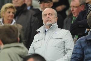 Wolfsburg-Napoli De Laurentiis 3
