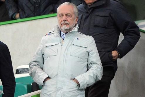 Wolfsburg-Napoli De Laurentiis