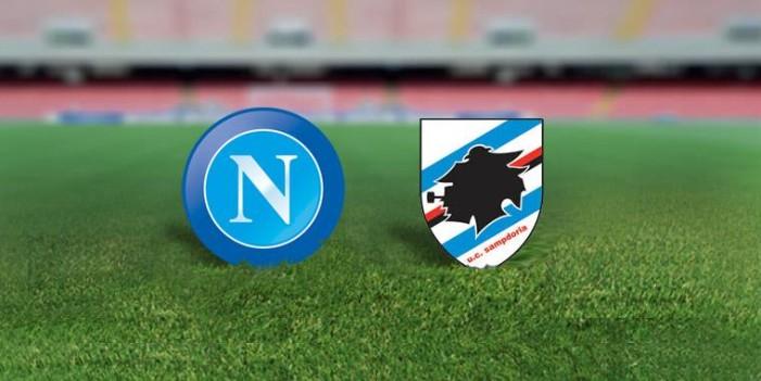 L'avversario di turno degli azzurri: la Sampdoria