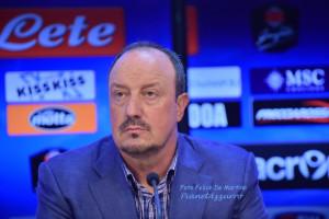 Benitez_DMF_1284 Conferenza stampa De Laurentiis-Benitez 28/5/2015 foto De Martino