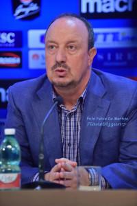 Benitez_DMF_1568 Conferenza stampa De Laurentiis-Benitez 28/5/2015 foto De Martino